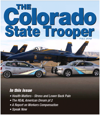 The colorado state patrol magazine acspp the new colorado state patrol magazine mails out in april 2016 sciox Image collections