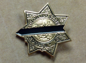 CSP Shrouded Lapel Pin