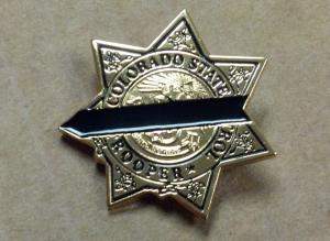 CSP Shrouded Lapel Pin