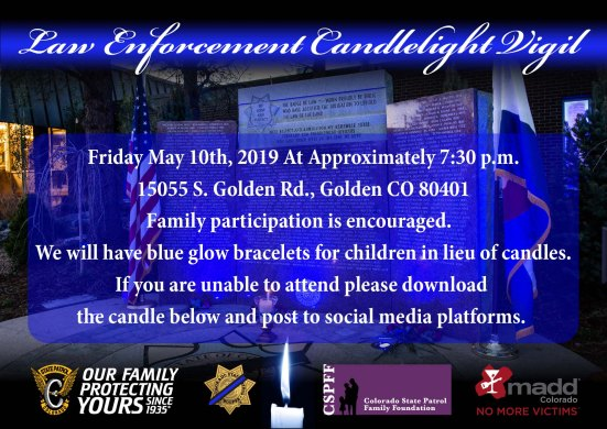 Social Media CandleLight Vigil 2019